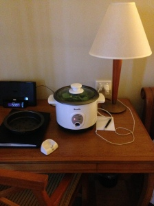 hotel rice cooker