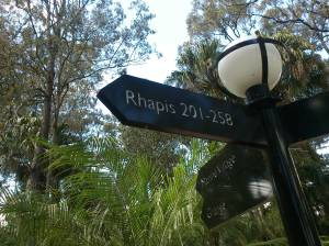 We stayed in the Rhapis quarters.. hmmm.. didn't that one through did they?